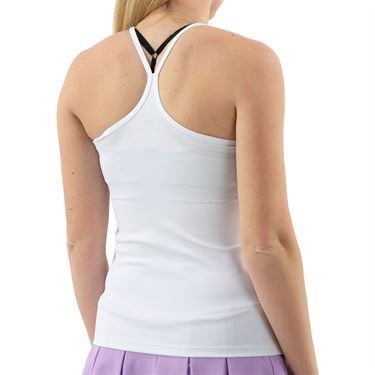 BPassionit Spring Fairy T Back Tank Womens White 80778 WHTû