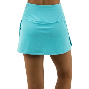 BPassionit Coming Up Daisies Drop Waist Skirt Womens Ocean 81479R OCN