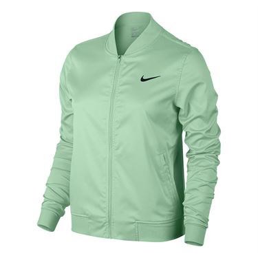 Nike Maria Jacket - Enamel Green/Black