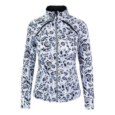 Bolle Ravello Printed Jacket - White