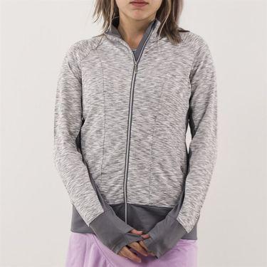 Cross Court Purple Pursuit Jacket Womens Ash 8254 29 2134