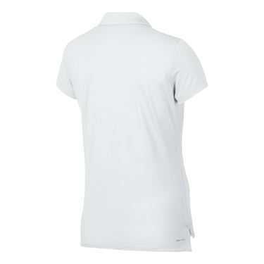 Nike Court Polo - White/Black