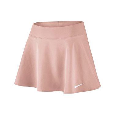 Nike court Flex Pure Skirt - Crimson Tint/White