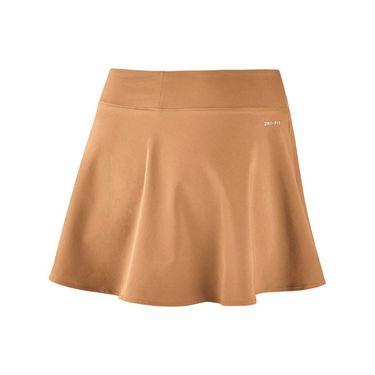 Nike Pure Flex Flounce 12 Inch Skirt - Tangerine Tint