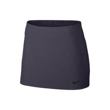 Nike Court Power Spin Skirt - Gridiron/Black