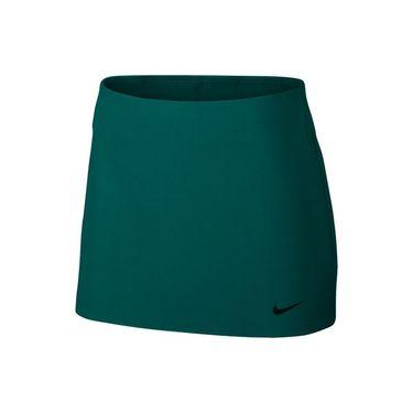 Nike Power Spin Skirt - Rainforest/Black