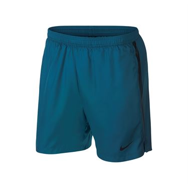Nike Court Dry 7 Inch Short - Green Abyss