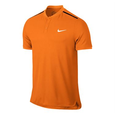 Nike Advanced Solid Pique Polo - Tart