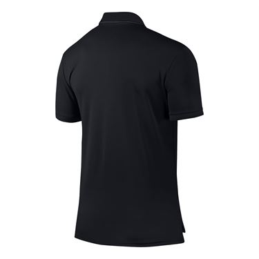 Nike Court Dry Team Polo - Black
