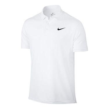 Nike Court Dry Team Polo - White