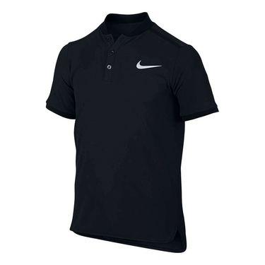 Nike Boys Advantage Polo - Black