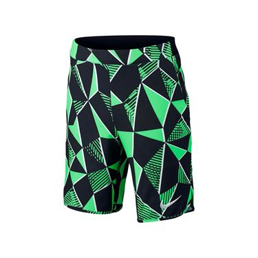 Nike Boys Flex Ace Short - Electro Green