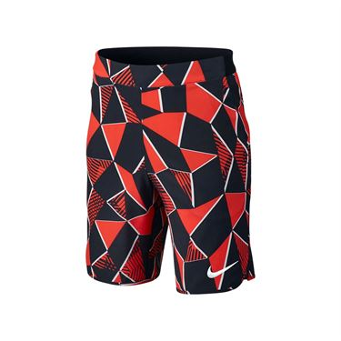 Nike Boys Flex Ace Short - Max Orange