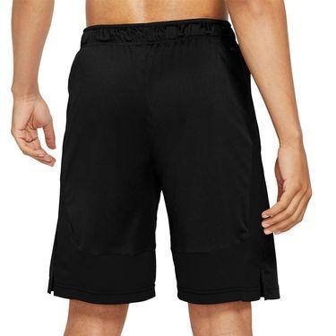 Nike Dri FIT Short Mens Black/White 833265 014