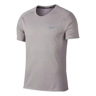 Nike Miler Crew - Atmosphere Grey Heather