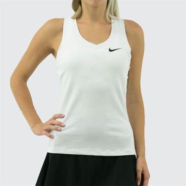 Nike Power Tank - White/Black