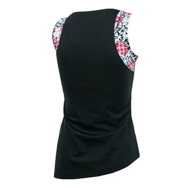 Bolle Checkmate Asymmetric Tank - Black