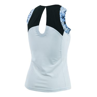 Bolle High Resolution Keyhole Tank - White