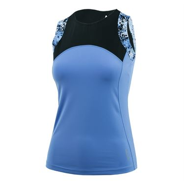 Bolle High Resolution Keyhole Tank - Periwinkle