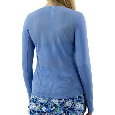Bolle Serenity Pleated Skirt Womens Navy 8699 8250û