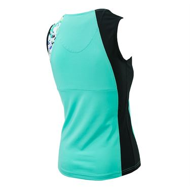 Bolle Whiplash Colorblock Tank - Sea Foam