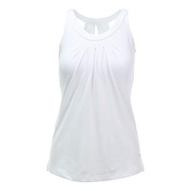Bolle Club Whites Strappy Tank - White