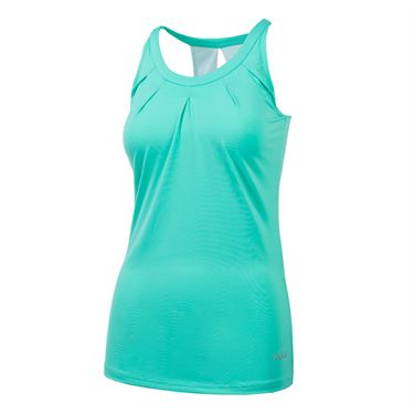 Bolle Whiplash Side Tie Tank - Sea Foam