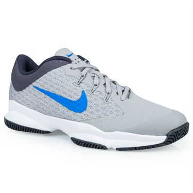 1372495c1972 Nike Air Zoom Ultra Mens Tennis Shoe - Atmosphere Grey Photo Blue White ...