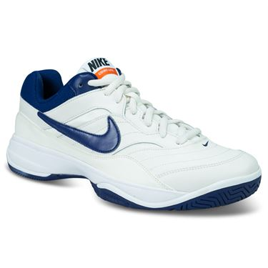 Nike Court Lite Mens Tennis Shoe - Phantom/Blue Void/Sail/Black