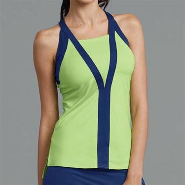Bolle Tropical Twist Racerback Tank