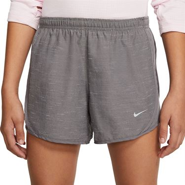Nike Dri FIT Girls Tempo Short Gunsmoke/Heather/Wolf Grey 848196 057