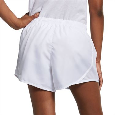 Nike Dri FIT Girls Tempo Short White/Wolf Grey 848196 102
