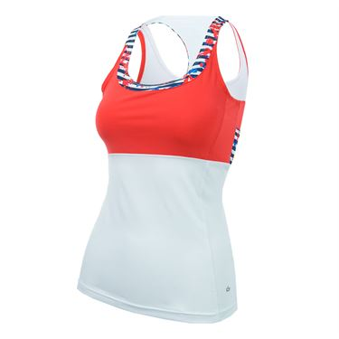 Bolle Catalina Racerback Tank - White