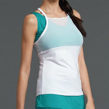 Bolle Mystic Hue Double Strap Tank - White