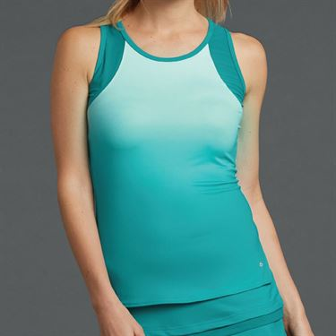 Bolle Mystic Hue Open Back Tank - Jade