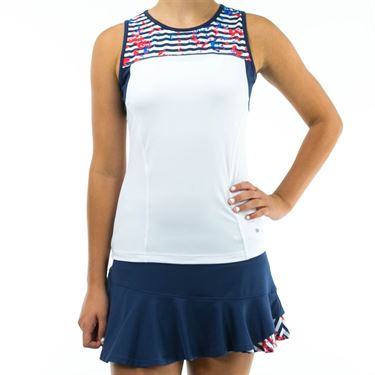Bolle Catalina Tank - White