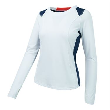 Bolle Catalina Long Sleeve Top - White