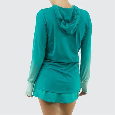 Bolle Mystic Hue Long Sleeve Top - Jade