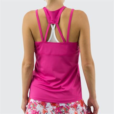 Bolle Flash Point Racerback Tank - Fuchsia