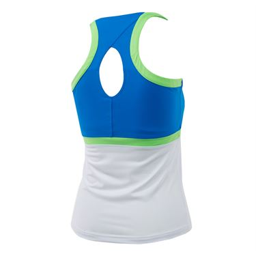 Bolle Painters Palette Keyhole Tank - White
