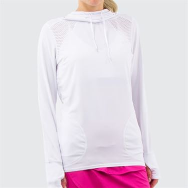 Bolle Flash Point Long Sleeve Top - White