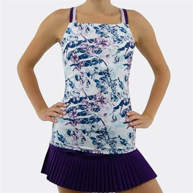 Bolle English Garden Strappy Cami Tank