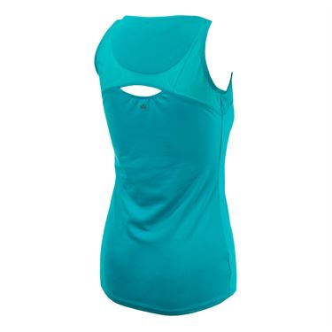 Bolle Kaleidoscope Side Tie Tank - Sea Glass