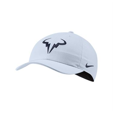 Nike Rafa Hat - Football Grey/Thunder Blue