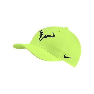 Nike Rafa Hat - Volt/Black
