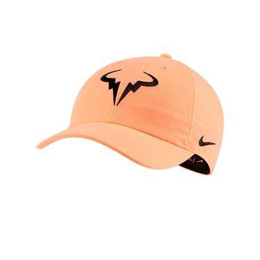 Nike Rafa Hat - Orange Pulse/Black