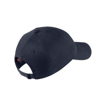 Nike H86 Court Logo Hat - Obsidian
