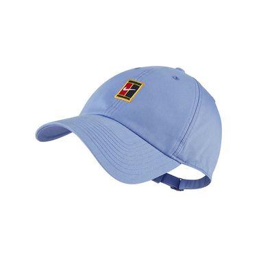 Nike Heritage 86 Court Logo Tennis Hat - Royal Pulse