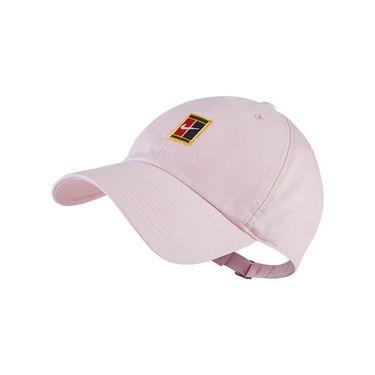 Nike Heritage 86 Court Logo Tennis Hat - Pink Foam