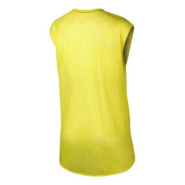 Nike Court Dry Tennis Top - Sonic Yellow